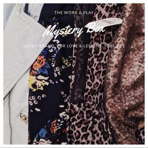 4 pc. Mystery Box | FL&L, Tobi, Lucky Brand, F21
